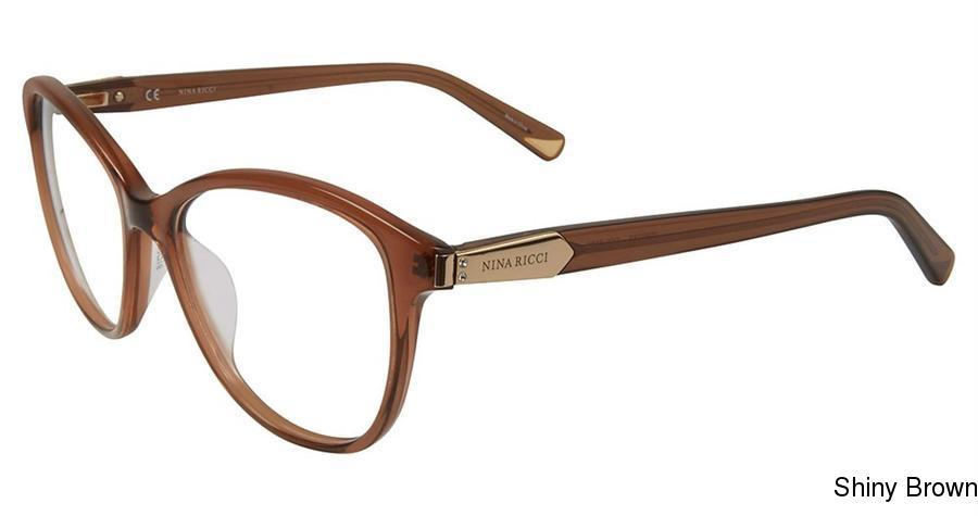 69a3553fdb Buy Nina Ricci VNR076 Full Frame Prescription Eyeglasses