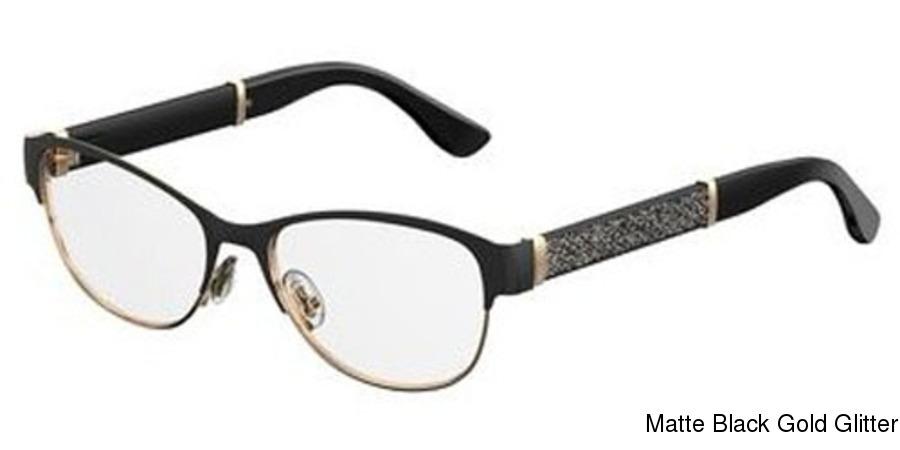 6d4adffe60 Jimmy Choo Jc 180 Full Frame Prescription Eyeglasses