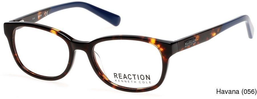 0100e93dd27 Kenneth Cole Reaction KC0792 Full Frame Prescription Eyeglasses