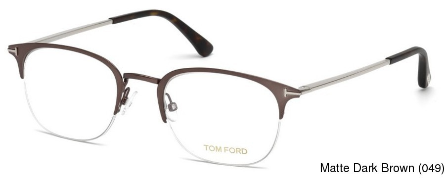 c5e4d51bbb ... Matte Dark Brown (049). Next. Tom Ford FT5452.  237.75 tax excl.