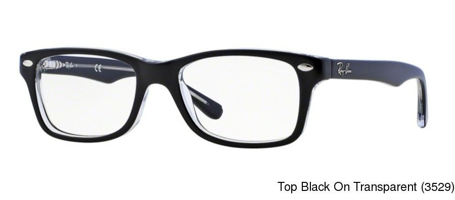 3aa9c0597e5 Ray Ban Junior RY1531. Previous. Top Black On Transparent (3529) ...