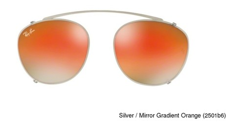 Ray Ban RX6355C Clip-On Mirror