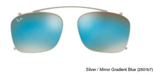 Ray Ban RX7131C Clip-on