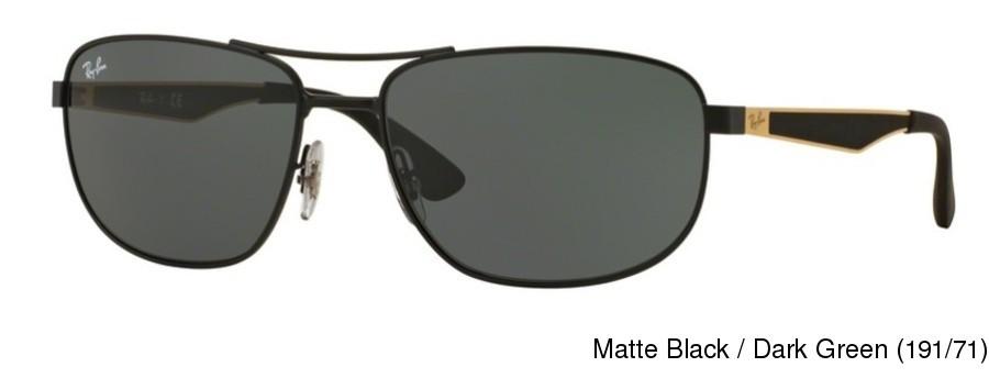 4da2cd5e26 Ray Ban RB3528 Full Frame Prescription Sunglasses