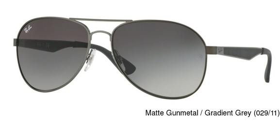 Ray Ban RB3549 Gradient
