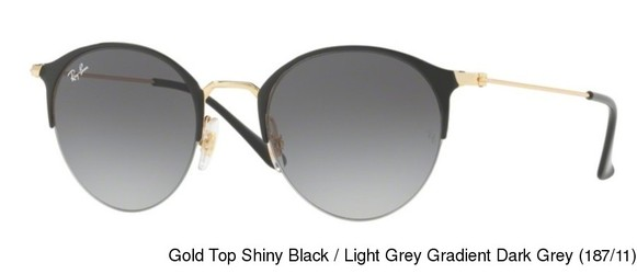 Ray Ban RB3578 Gradient