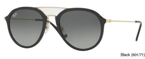 eca8643ce36fe Ray Ban RB4253 Gradient Full Frame Prescription Sunglasses