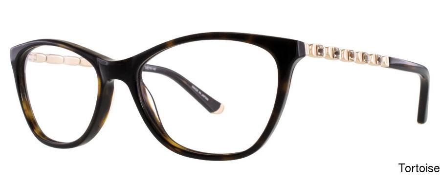 35544dee3f44 Judith Leiber Couture Crescent Full Frame Prescription Eyegles