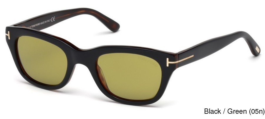 d8bd8c157b Tom Ford FT0237 Snowdon Full Frame Prescription Sunglasses