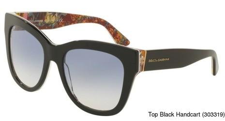 6de4710a83 Dolce Gabbana DG4270 Full Frame Prescription Sunglasses