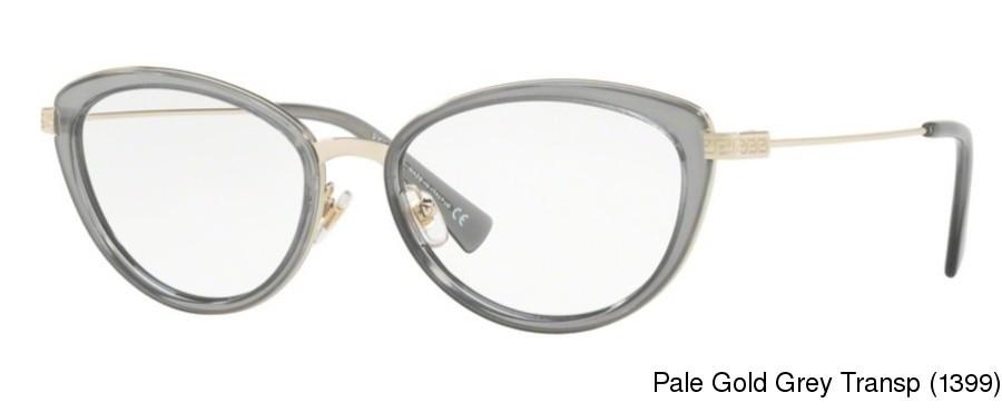 d5b5d6e6e7 Buy Versace VE1244 Full Frame Prescription Eyeglasses