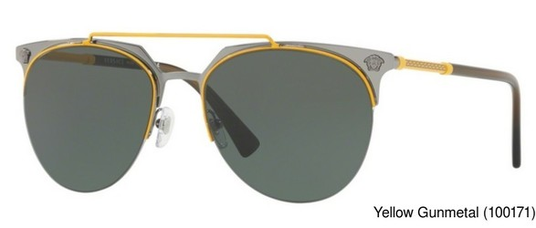 522221b0c2 Buy Versace VE2181 Full Frame Prescription Sunglasses