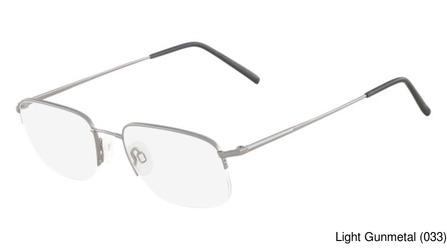 0f4760f3b5 Flexon 606 Semi Rimless   Half Frame Prescription Eyeglasses
