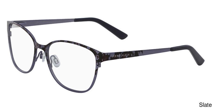 07393e3ac0e92 Anne Klein Ak5061 Full Frame Prescription Eyeglasses