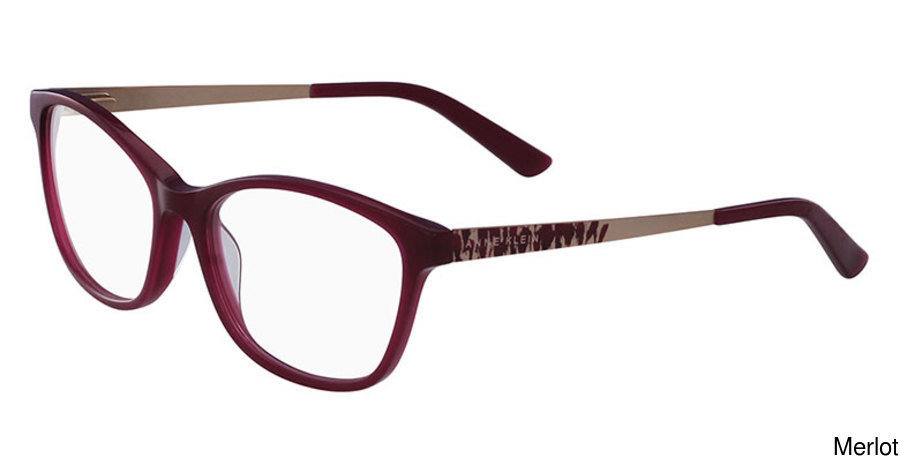 20fdf1b40664e Anne Klein AK5060 Full Frame Prescription Eyeglasses