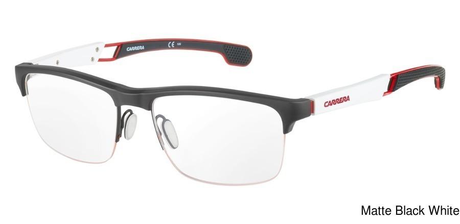 d3e7a96a80aeb Carrera 4403 V Semi Rimless   Half Frame Prescription Eyeglasses