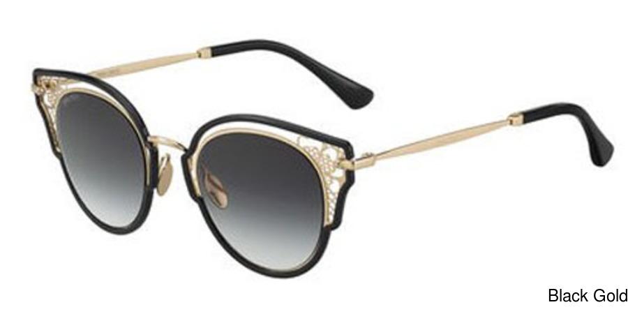 28426f69e0 Jimmy Choo Dhelia/S Full Frame Prescription Sunglasses