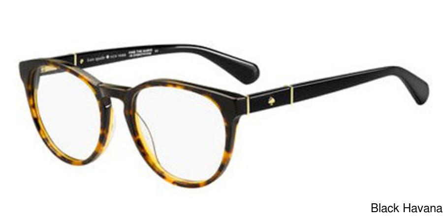 a3db5de0098f Kate Spade Charissa Full Frame Prescription Eyeglasses