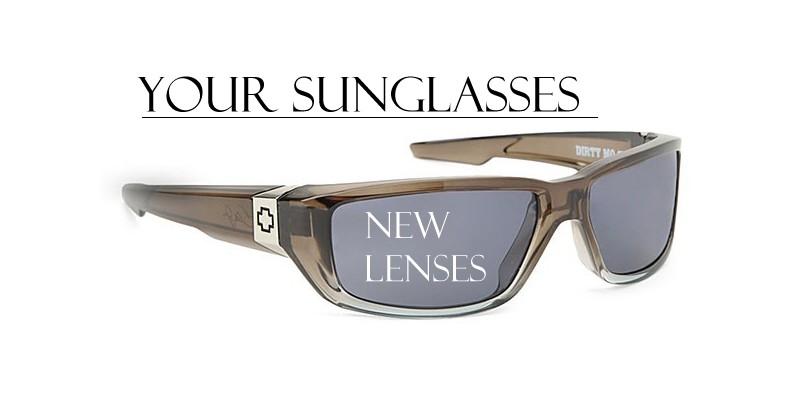 Sunglass Lenses Replacement Service Designer Frame Prescription Sunglasses