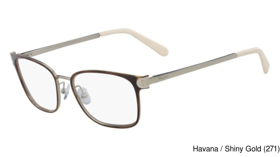 d0361b9724c Buy Salvatore Ferragamo SF2159 Full Frame Prescription Eyeglasses