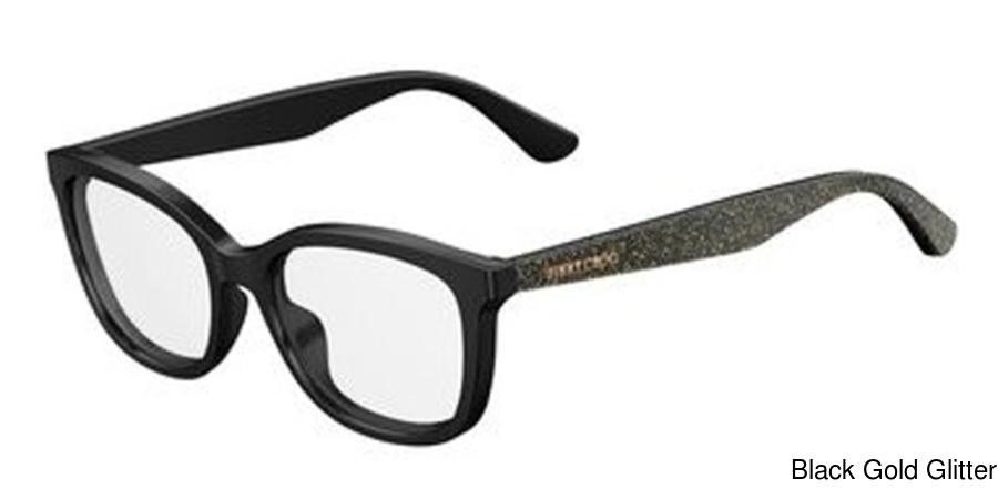 5b8dd6dc55 Jimmy Choo 188 Full Frame Prescription Eyeglasses