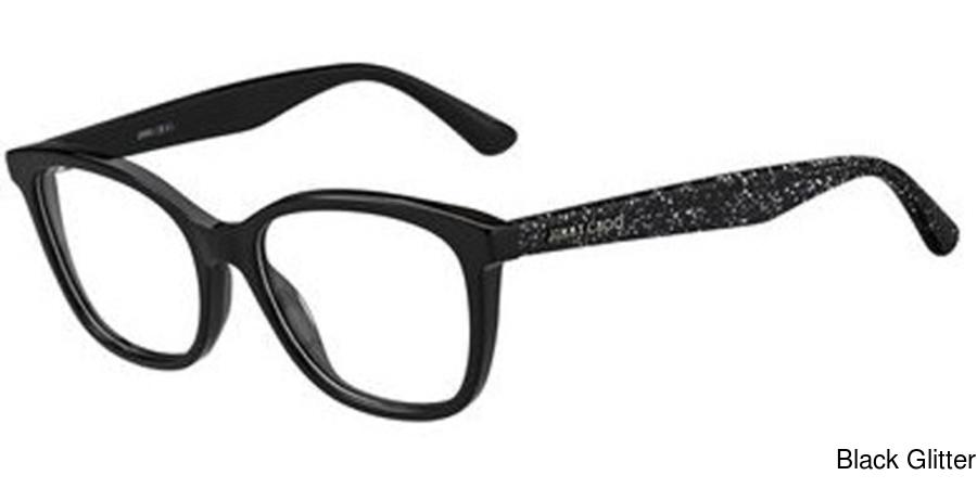 4cf4313474d8 Jimmy Choo 188 Full Frame Prescription Eyeglasses