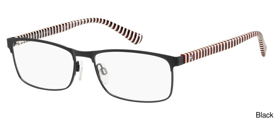 premium urval släpp information om Det bästa Tommy Hilfiger Th 1529 Full Frame Prescription Eyeglasses