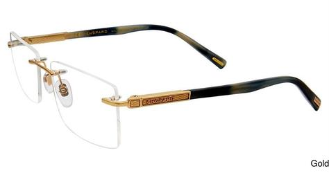 e9859f418124 Chopard VCHB93 Rimless / Frameless Prescription Eyeglasses