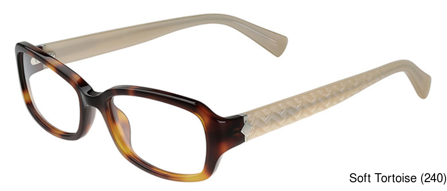 Cole Haan Ch5010 Full Frame Prescription Eyeglasses