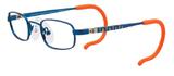 Matte Royal Blue Orange (050)