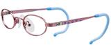 Shiny Light Pink Blue (030)