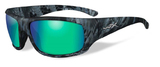 Kryptek Neptune / Polarized Emerald