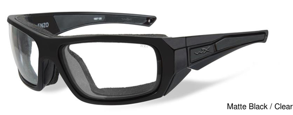 Wiley X Enzo<br/>With Clear Lens