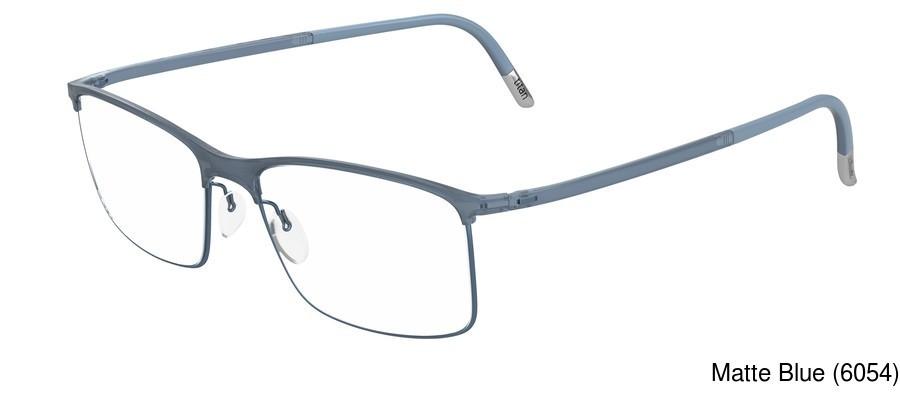 6db8f6b5fb Silhouette 2904 Urban Fusion Full Frame Prescription Eyeglasses