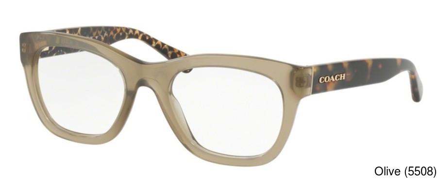 07adf19633e3 Buy Coach HC6115 Full Frame Prescription Eyeglasses