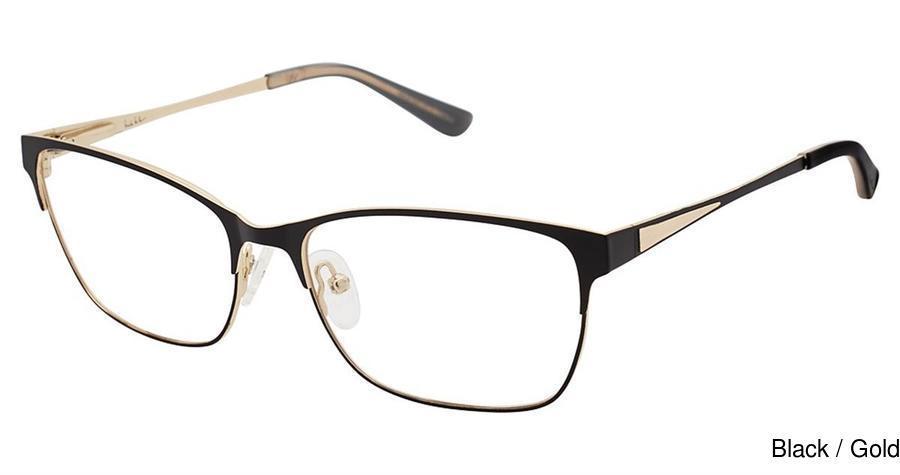 Nicole Miller Glenmore Full Frame Prescription Eyeglasses
