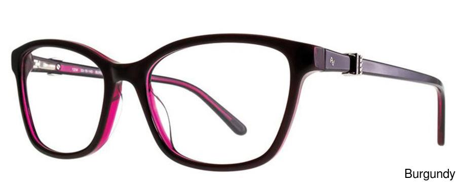 fe3c035a853 Adrienne Vittadini AV 1204 Full Frame Prescription Eyeglasses