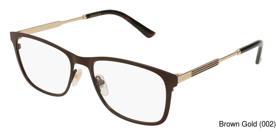 54d18f6d83 Gucci GG0301O Full Frame Prescription Eyeglasses