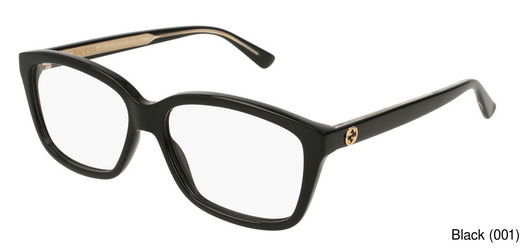 7b1db1ee076 Gucci GG0311O Full Frame Prescription Eyeglasses
