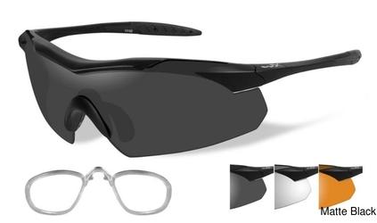 Wiley X Vapor Rx w Lens Set