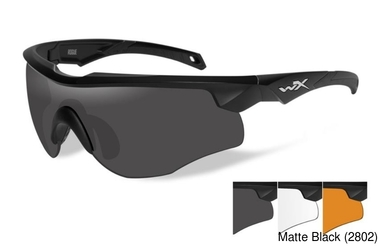 Wiley X Rogue w Lens Set