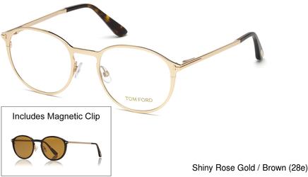 760df3f9d7e Tom Ford FT5476 Full Frame Prescription Eyeglasses