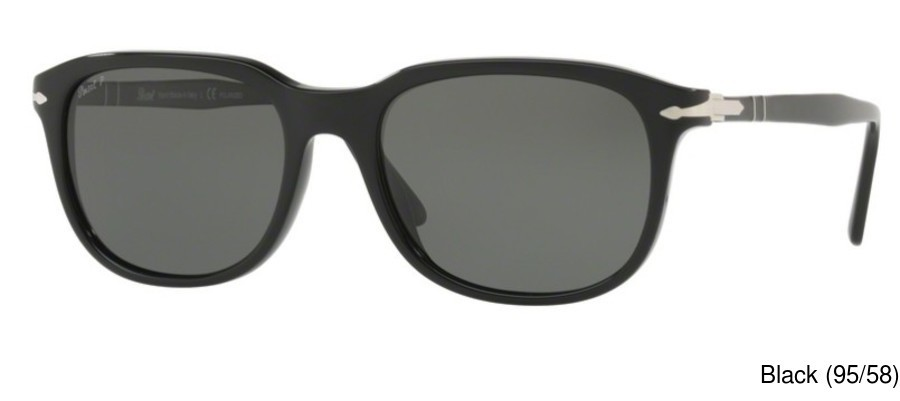 e75feec916 Buy Persol PO3191S Polarized Full Frame Prescription Sunglasses