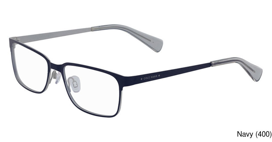 Cole Haan Ch4026 Full Frame Prescription Eyeglasses