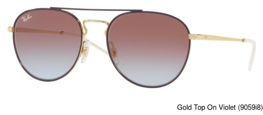 4c6b67bf875 ... Gold Top On Violet (9059i8). Next. Ray Ban RB3589