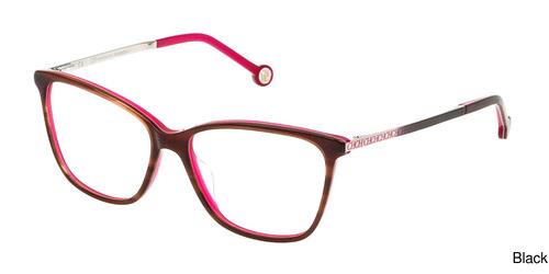 82ca701b8f8 Carolina Herrera VHE758K Full Frame Prescription Eyeglasses