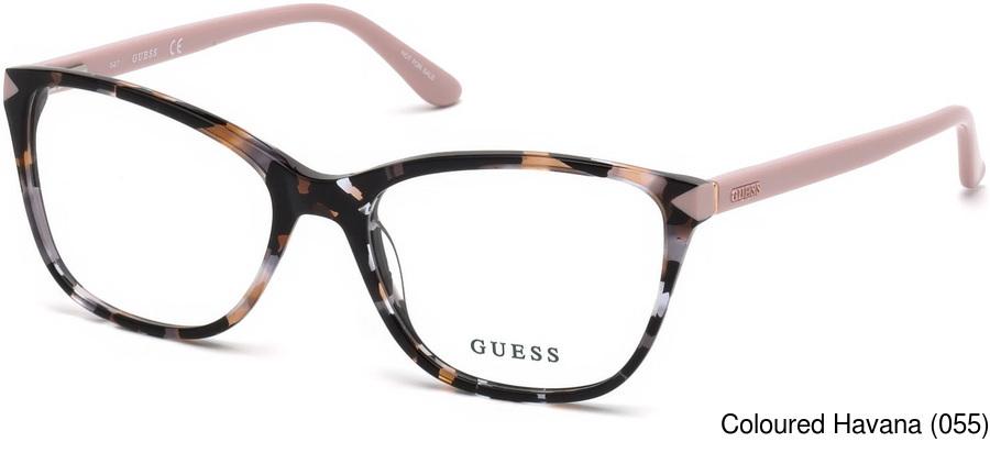 Guess Gu2673 Full Frame Prescription Eyeglasses