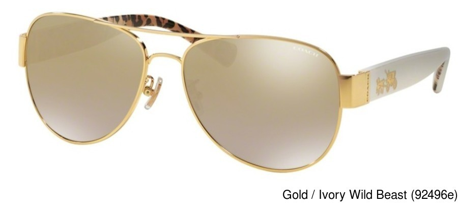693f429c927f Coach HC7059 Full Frame Prescription Sunglasses