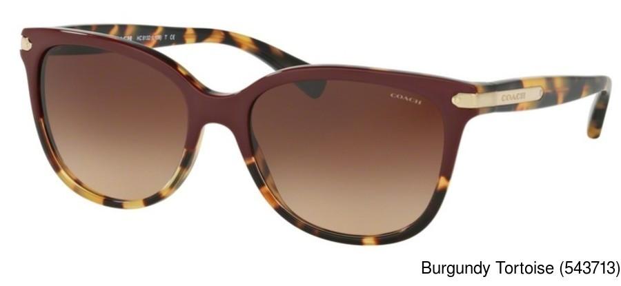 3b0841d6c3 Coach HC8132 Full Frame Prescription Sunglasses