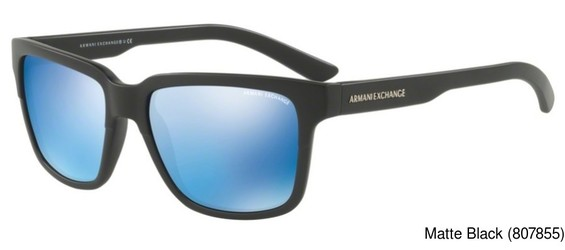Armani Exchange AX4026S Mirror
